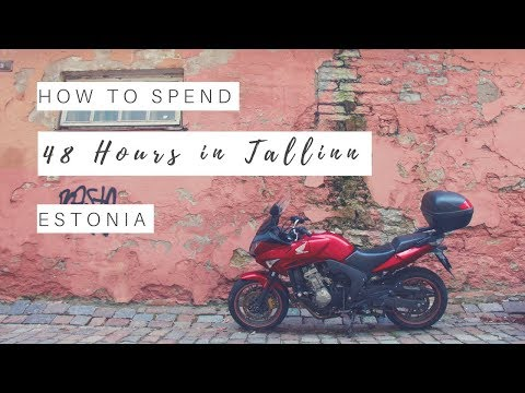 How to Spend 48 Hours in Tallinn, Estonia