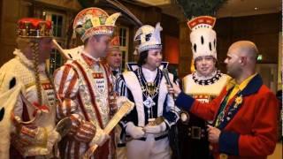 TOP AACHEN - Der Kölner Prinz Marcus II. & der Aachener Prinz Rainer I.