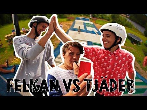 S.K.A.T.E - Jesper Tjäder VS Felkan