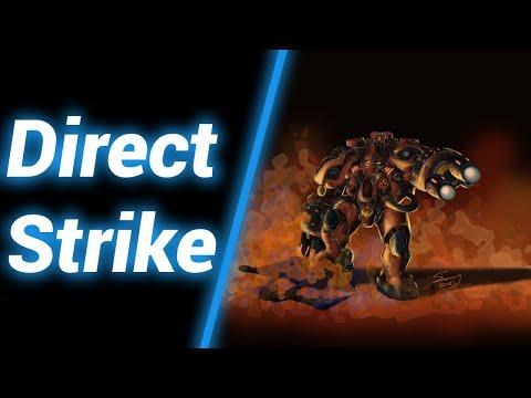 Рейнор не Прощает [Direct Strike] ● StarCraft 2