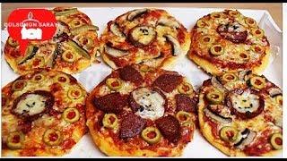 Böyöesine Güzel Pizza Börek Hiç Yedinizmi - Gülsümün Sarayi