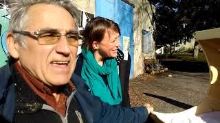 LE BERCEAU NOMADE DE L'ATELIER BOIS - MJC BERLIOZ - PAU