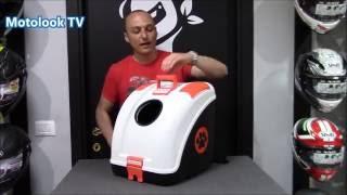 Recensione trasportino moto Pet On Wheels Motolook Voghera