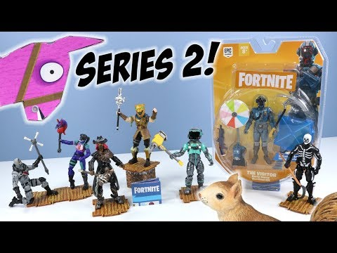 New Fortnite Series 2 Action Figures 4