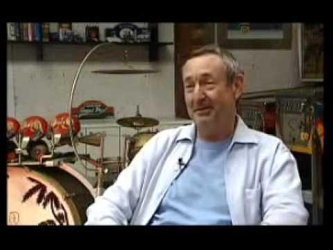 Pink Floyd N.Mason Live 8 Interview 2005 (ITV News)