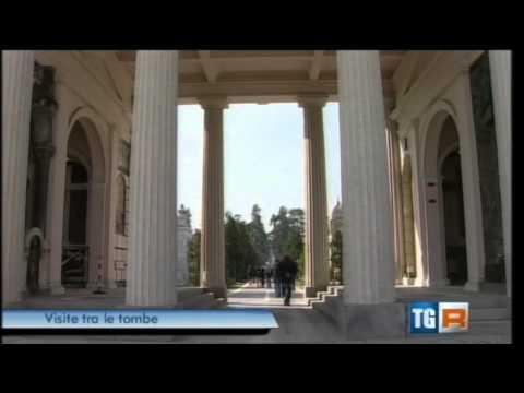 Torino apre alle visite guidate al Cimitero Monumentale