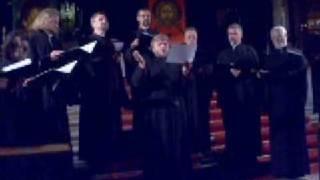 Śpiew prawosławnego chóru.-Pieśń 1