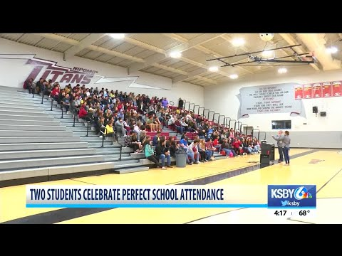 Nipomo High School graduates inspire Central Coast with perfect attendance