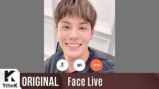 Face Live(페이스라이브): YONGZOO(용주) _ This Time(이 시간)