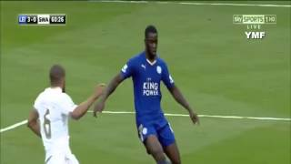 Video Leicester City vs Swansea City 4-0 EXTENDED English Version 24/4/2016 download MP3, 3GP, MP4, WEBM, AVI, FLV September 2018