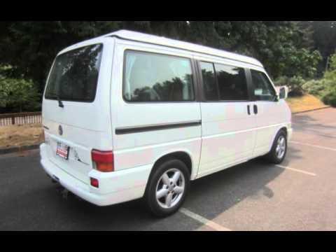 2003 Volkswagen EuroVan MV for sale in Bellevue, WA