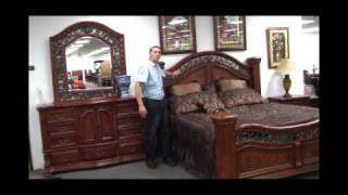 Lawncrest Bedroom Set By Acme Furniture