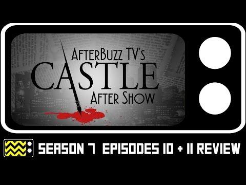 Castle Season 8 Episode 10 & 11 Review & After Show | AfterBuzz TV