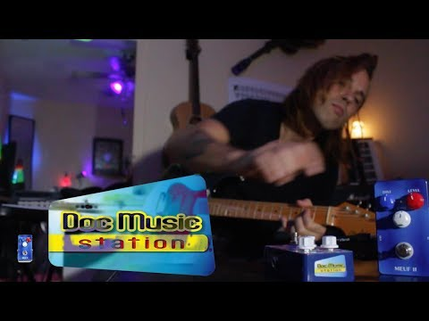 Doc Music Station Meuf II Pedal Demo By Brendan Mowat-Smith