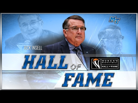 2017 Hall of Fame Inductee: Coach Rick Insell Tribute Video
