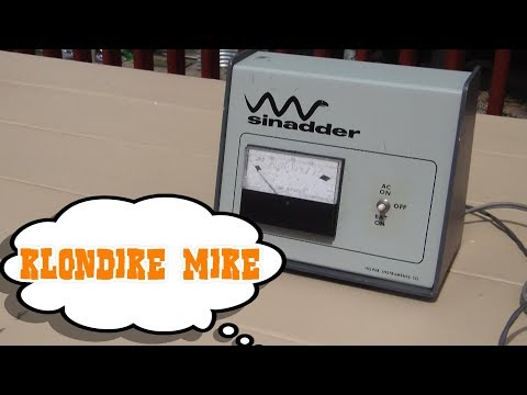 Sinadder - SINAD Meter - Inspection, Test, Calibrate