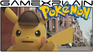 Detective Pikachu: Birth of a New Duo - Reveal Trailer
