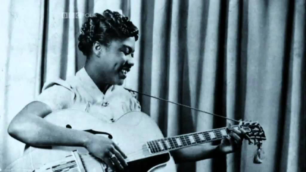The Life & Music of the Godmother of Rock and Roll, Sister Rosetta Tharpe