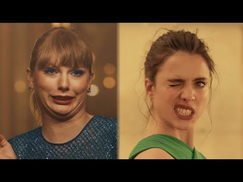 "Taylor Swift Accused Of RIPPING OFF ""Delicate"" Video From Perfume Ad?"
