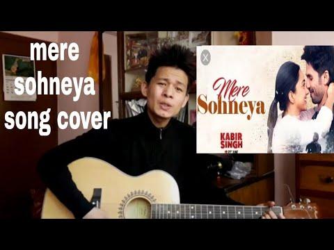 Kabir Singh: Mere Sohneya Song Cover