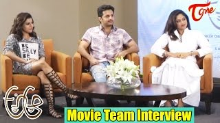 A Aa Movie Team Special Interview || Nithiin, Samantha, Nadiya