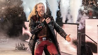 Unseen footage of Edge's Royal Rumble return on WWE Network