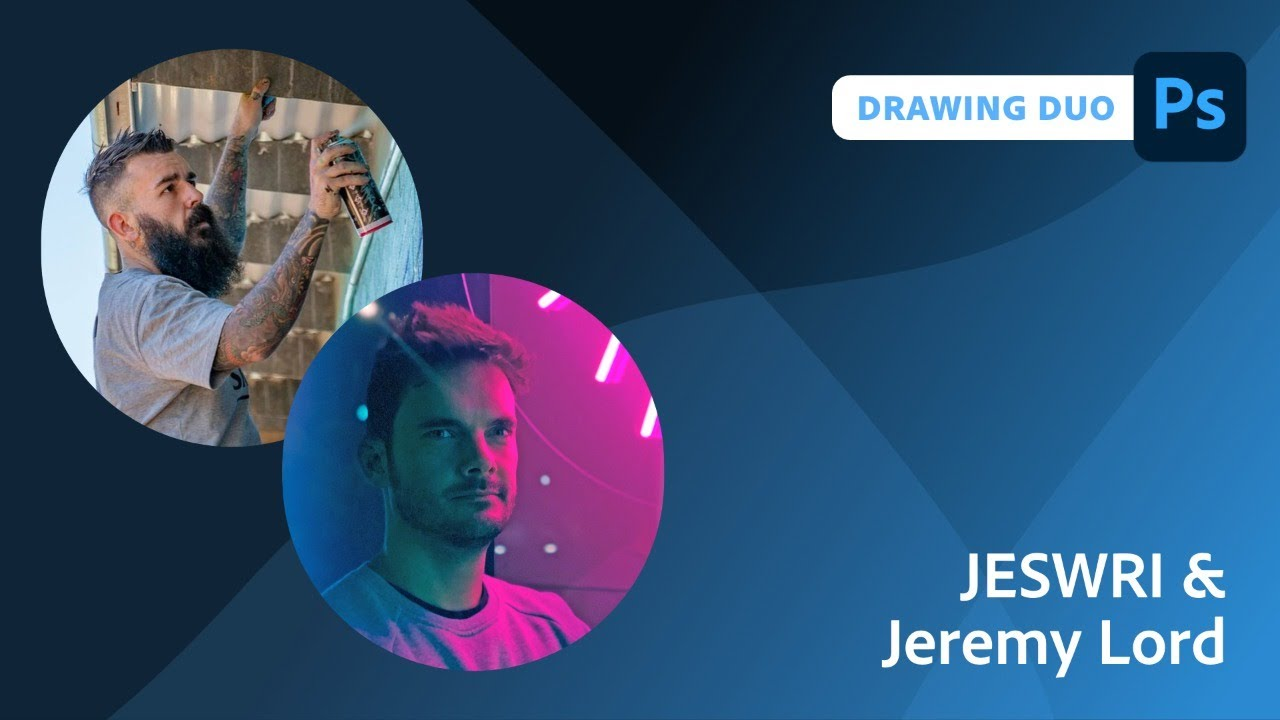 Drawing Duo with Jeremy Lord and JESWRI - 2 of 2