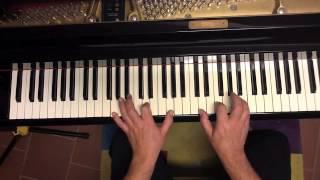 Tutorial piano y voz La enorme distancia (Jose Alfredo Jimenez)