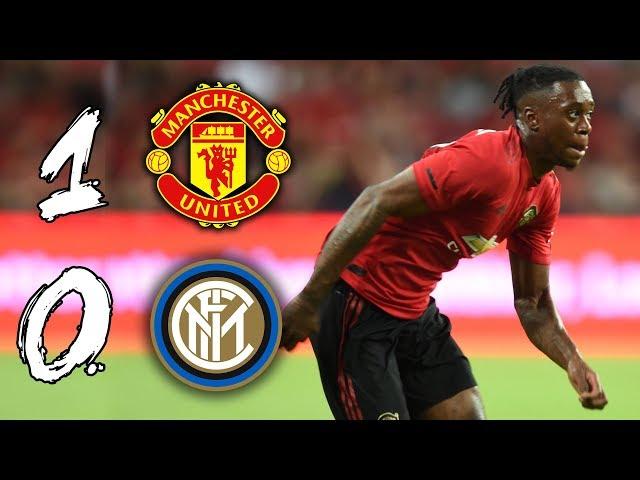 WAN-BISSAKA: INCREDIBLE SIGNING! MAN UTD 1-0 INTER MILAN