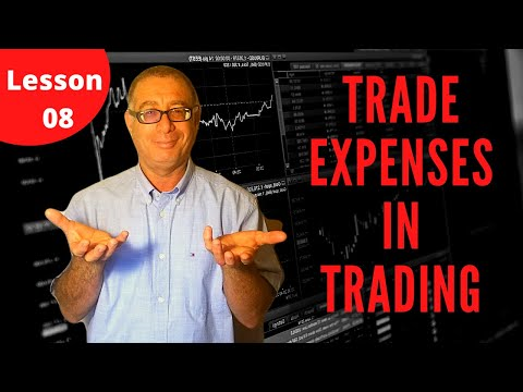 Trade Expenses - Lesson 8