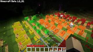 Minecraft Rave