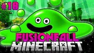 SCHLEIMIGE Keller WESEN?!?! - Minecraft Fusionfall #018 [Deutsch/HD]