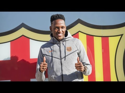 STREAMING COMPLETO | Yerry Mina en Barcelona