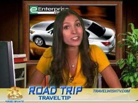 Road Trip Travel Tip - GPS Navigation