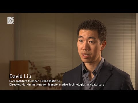 Broad researcher David Liu describes why the adenine base editor ...