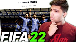 CREATE A CLUB IS HERE!!🤩 REACTING to FIFA 22 OFFICIAL TRAILER!!