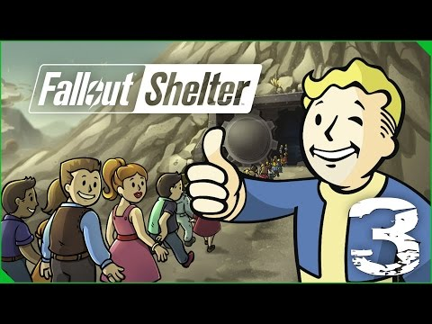 FALLOUT SHELTER | Capitulo 3 | Atacan el Refugio :(
