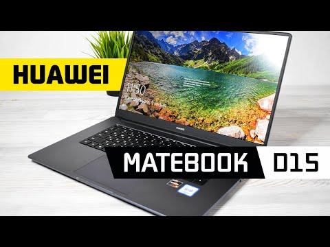 Обзор Ноутбука Huawei MateBook D15 (BOH-WAQ9R Space Grey) - Что Умеет Этот Китаец на Ryzen 5?