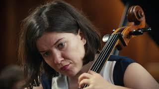 George Enescu - Cello sonata No.2 in C Major, Op.26 (Anastasia Feruleva & Frank van de Laar)