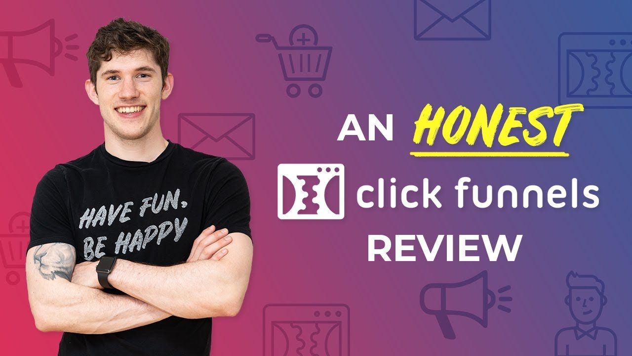 How To Create Landing Page With Clickfunnels