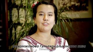 Іноземні студенти читають вірші Тараса Шевченка
