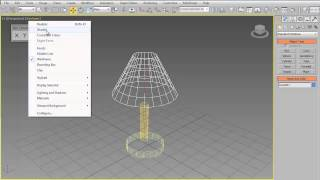 Making Of A Table Lamp