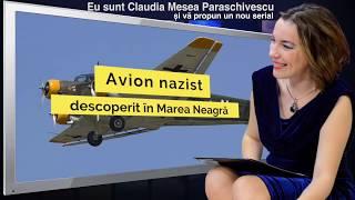 Avionul Nazist Fantoma  Descoperit pe Fundul Marii Negre