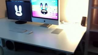 Desk Tour | July 2011 | All Ikea