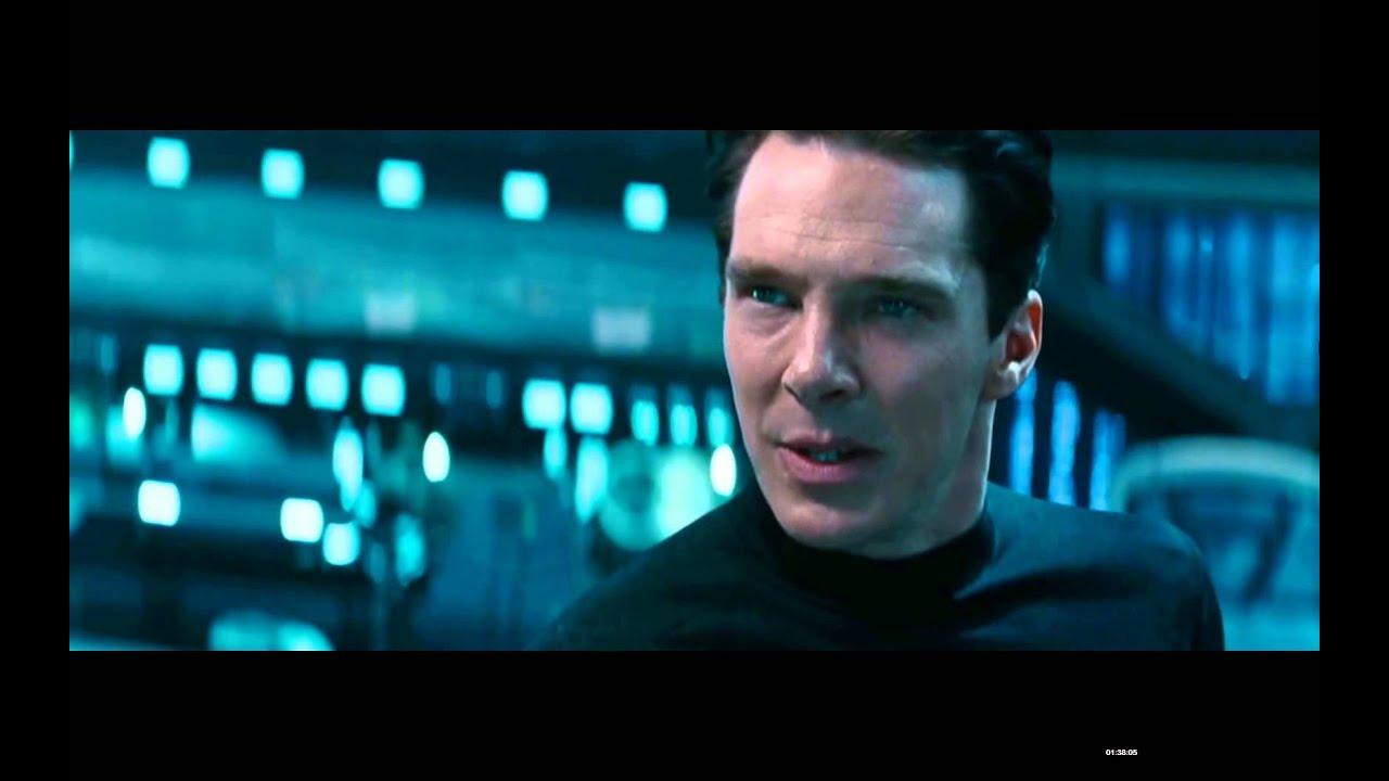 Star Trek Into Darkness - Now.. Shall we begin? Scene [HD] - YouTube