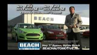 Beach Automotive Beach Ford March 2014 Commercial Myrtle Beach thumbnail