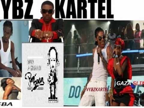 VybzKartel-Summer Time Feat-Gaza  Slim,Popcaan & Sheba.DjGah.