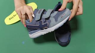 Детские кроссовки для мальчика средние размеры - детская спортивная обувь