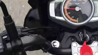 Prueba de Conduccion Moto HERO IGNITOR 125, 1.300 Kilometros Octubre 2018