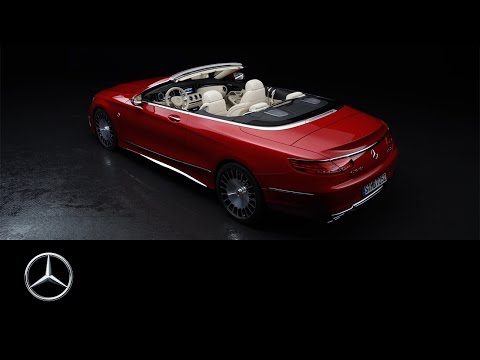 Mercedes-Maybach S 650 Cabriolet – Trailer – Mercedes-Benz original